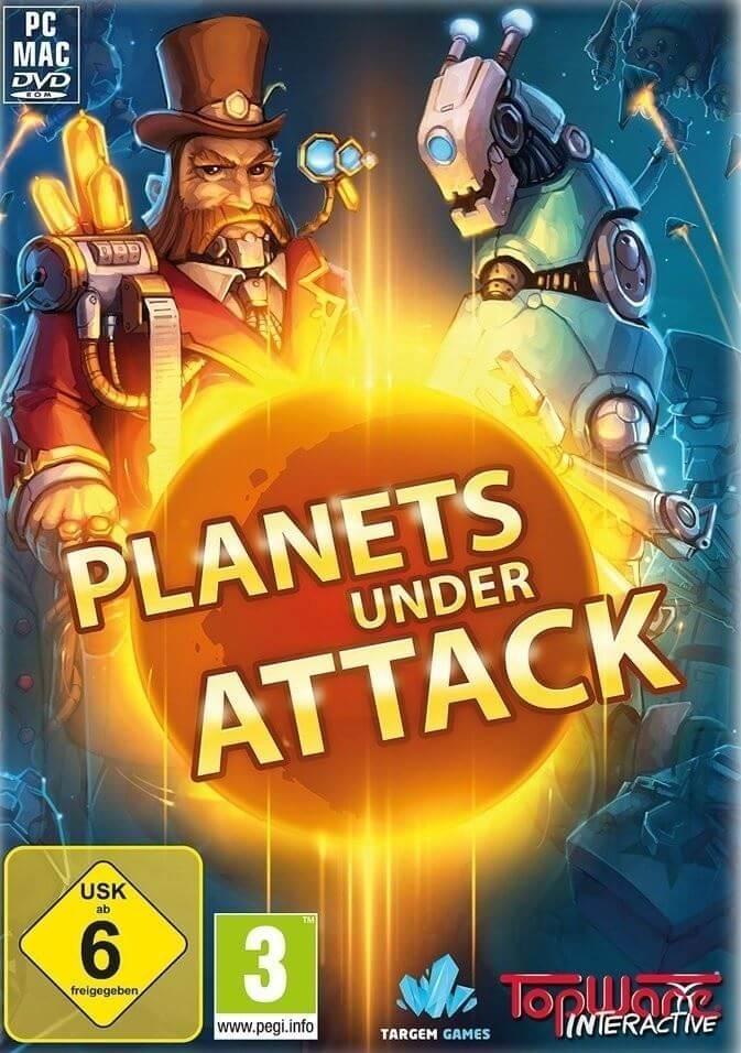 Planets under Attack (Steam Key) (WW)