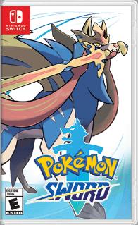 Pokémon Sword. ürün görseli