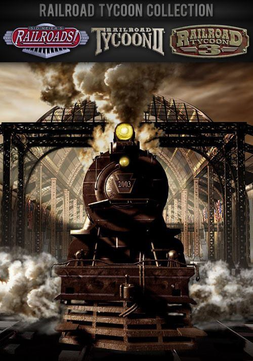Bild von Railroad Tycoon Collection