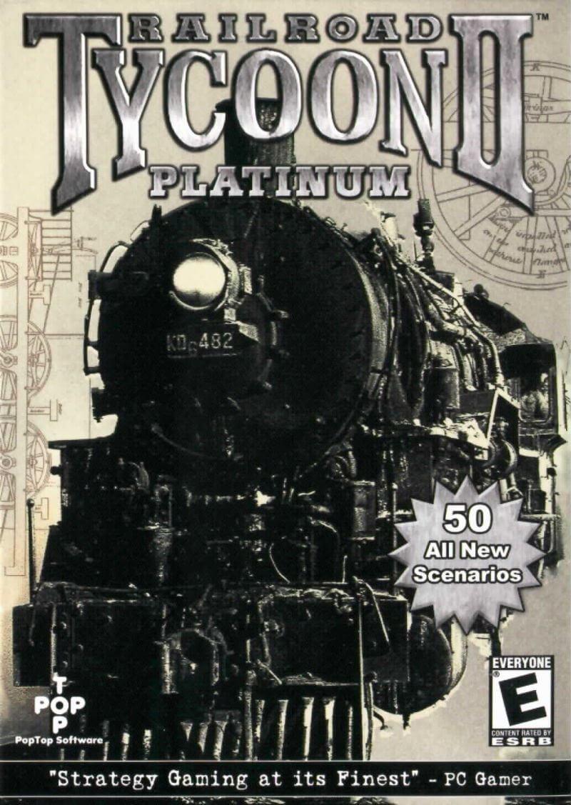 Railroad Tycoon II : Platinum. ürün görseli