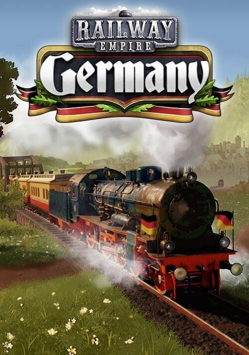 Afbeelding van Railway Empire: Germany