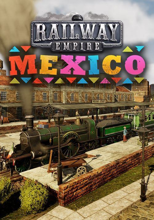Railway Empire: Mexico. ürün görseli