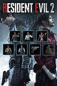 Picture of RESIDENT EVIL 2 / BIOHAZARD RE:2 - EXTRA DLC PACK
