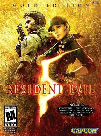 Picture of Resident Evil 5 - Gold Edition