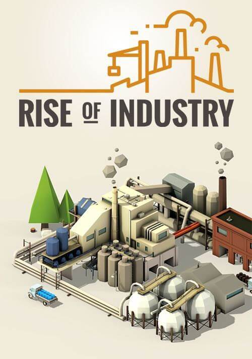 Afbeelding van Rise of Industry - Early Access Game
