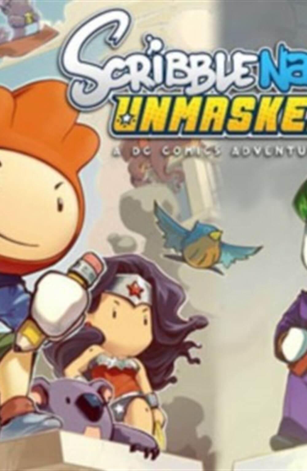Scribblenauts Unmasked : A DC Comics Adventure (WW)