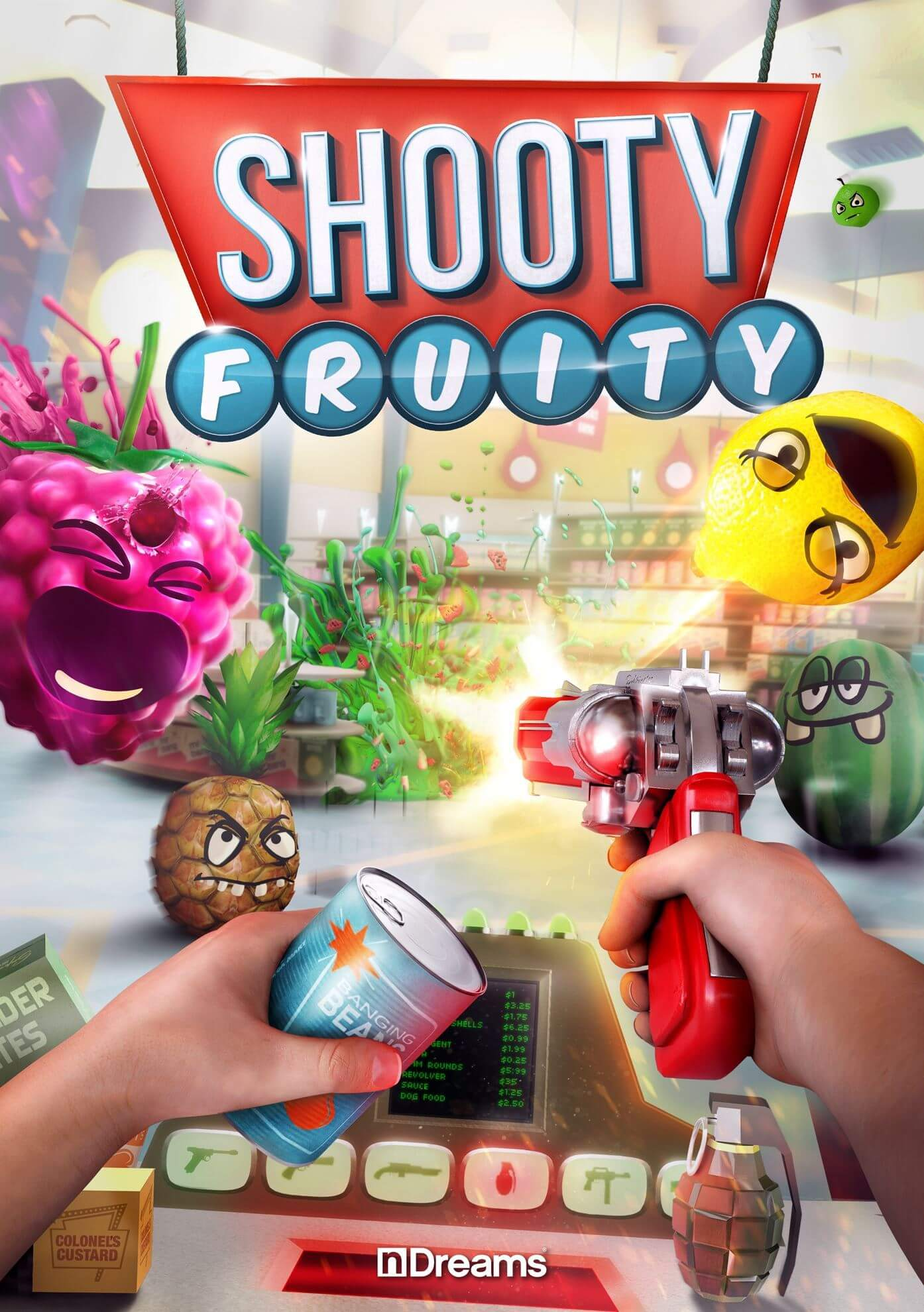 Shooty Fruity (ROW)