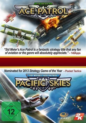 Sid Meier's Ace Patrol Bundle. ürün görseli