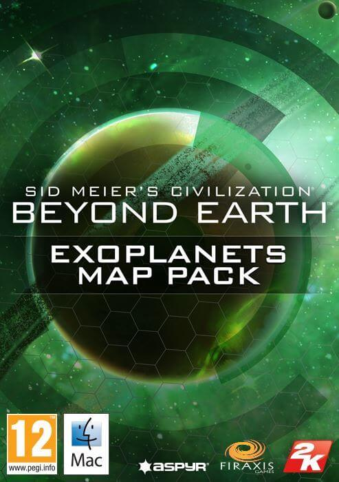 Sid Meier's Civilization® Beyond Earth™ Exoplanets Map Pack (MAC)