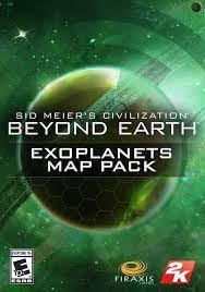 Bild von Sid Meier's Civilization : Beyond Earth - Exoplanets Map Pack