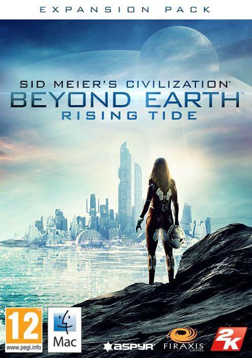 Sid Meier's Civilization®: Beyond Earth™ - Rising Tide (MAC)