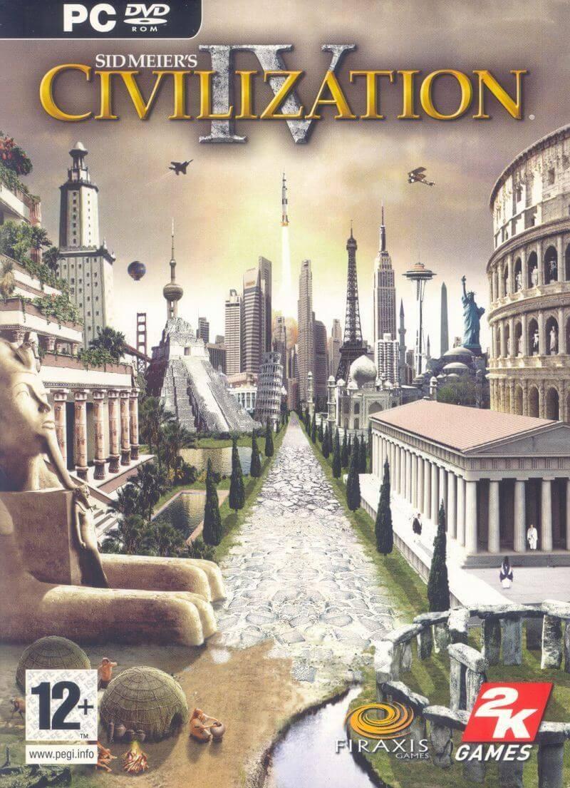 Sid Meier's Civilization IV. ürün görseli