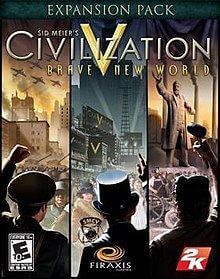 Sid Meier's Civilization V: Brave New World. ürün görseli