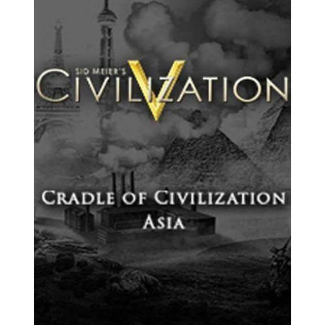 Sid Meier's Civilization V : Cradle of Civilization - Asia. ürün görseli