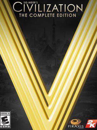 Sid Meier's Civilization V: The Complete Edition. ürün görseli