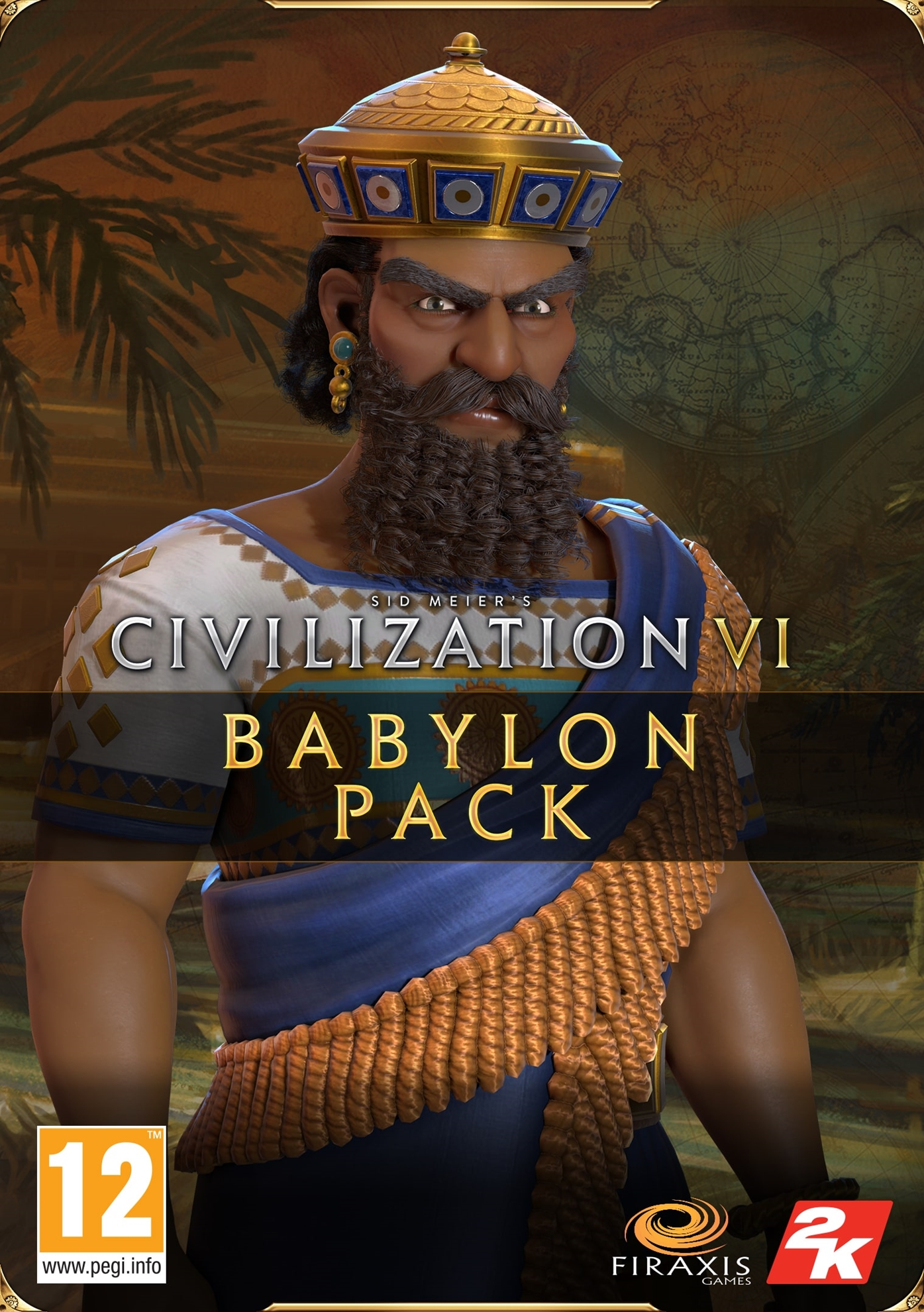 Afbeelding van Sid Meier's Civilization® VI - Babylon Pack (Steam)
