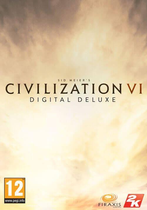 Sid Meier's Civilization VI - Digital Deluxe Edition. ürün görseli