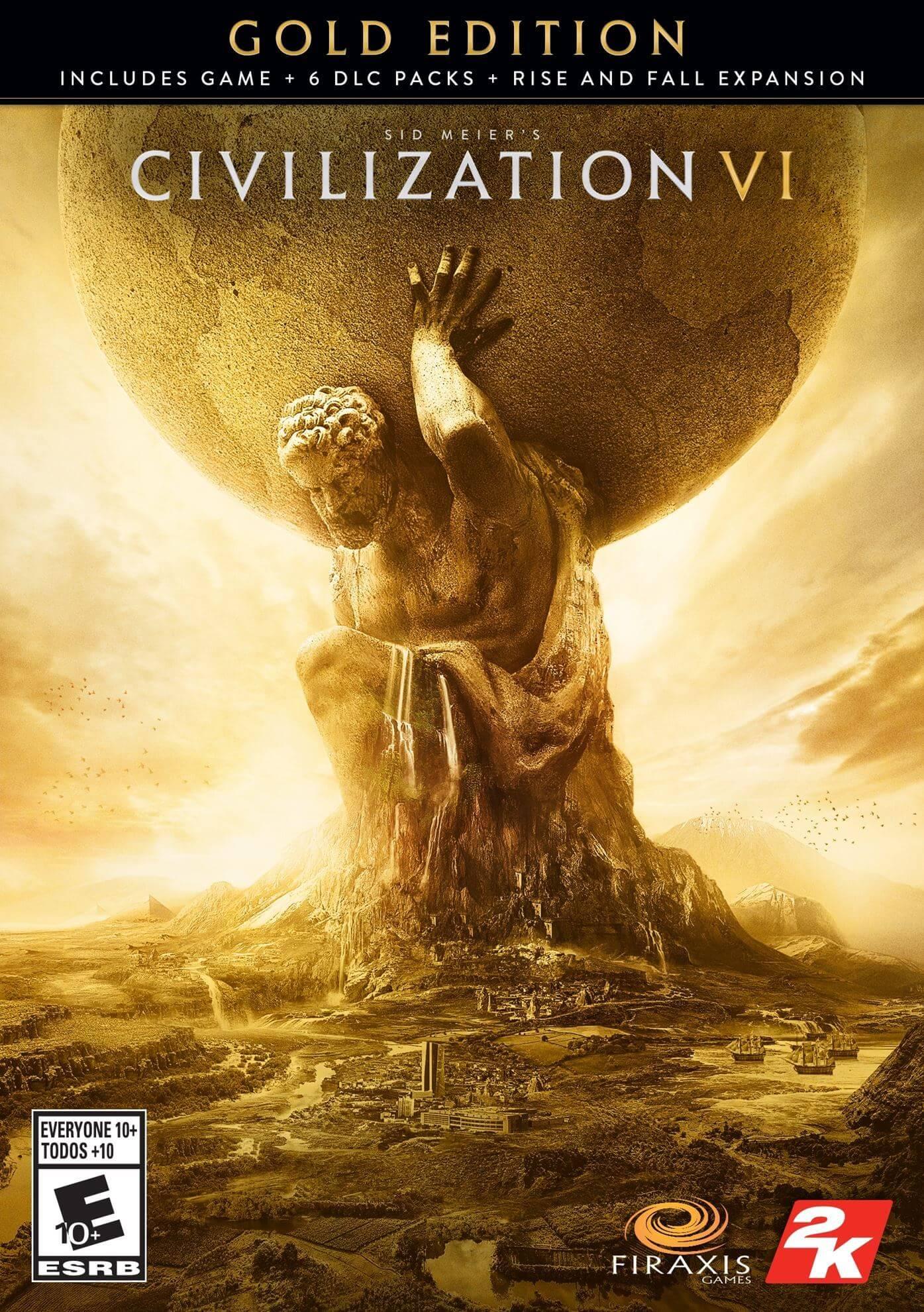 Sid Meier's Civilization® VI Gold Edition (ROW)