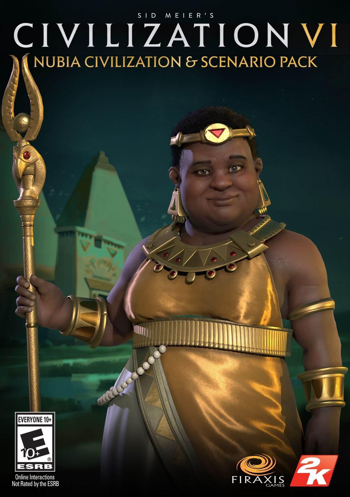 Sid Meiers Civilization VI: Nubia Civilization & Scenario Pack (WW)