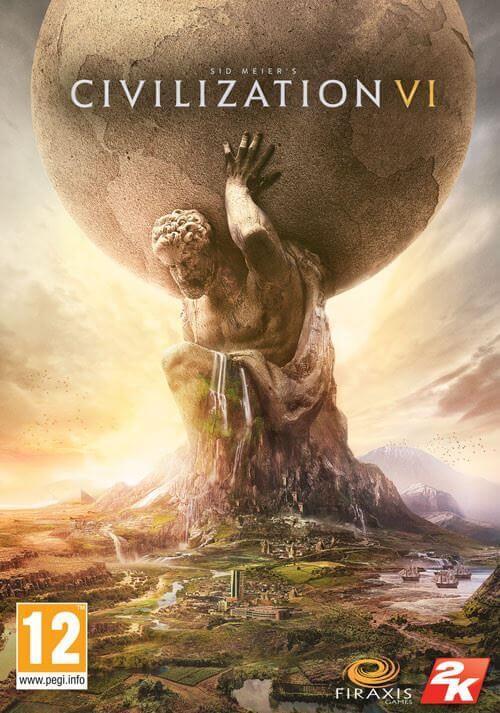Picture of Sid Meier's Civilization VI