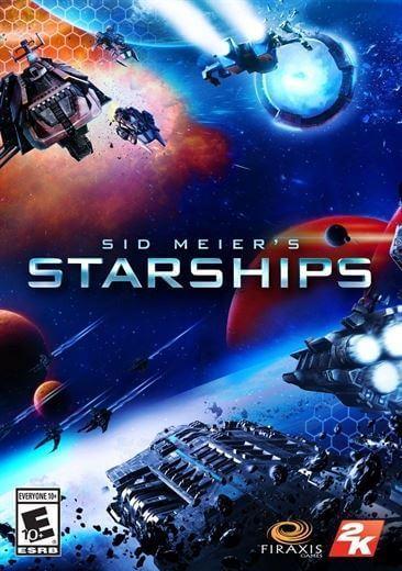 Bild von Sid Meier's Starships