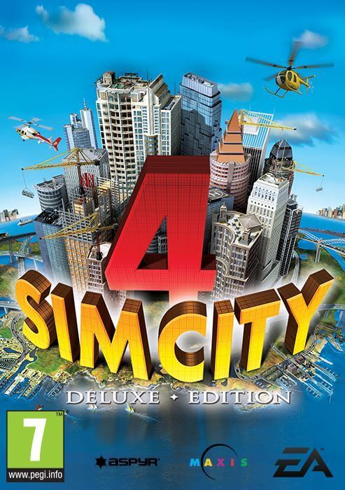 SimCity™ 4 Deluxe (MAC/PC)