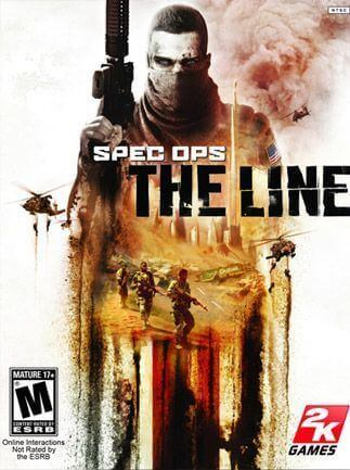 Spec Ops: The Line. ürün görseli