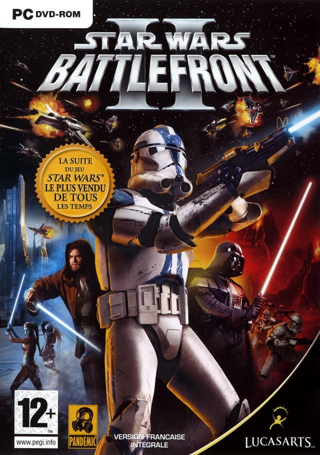 Picture of Star Wars Battlefront II (2005 Version)