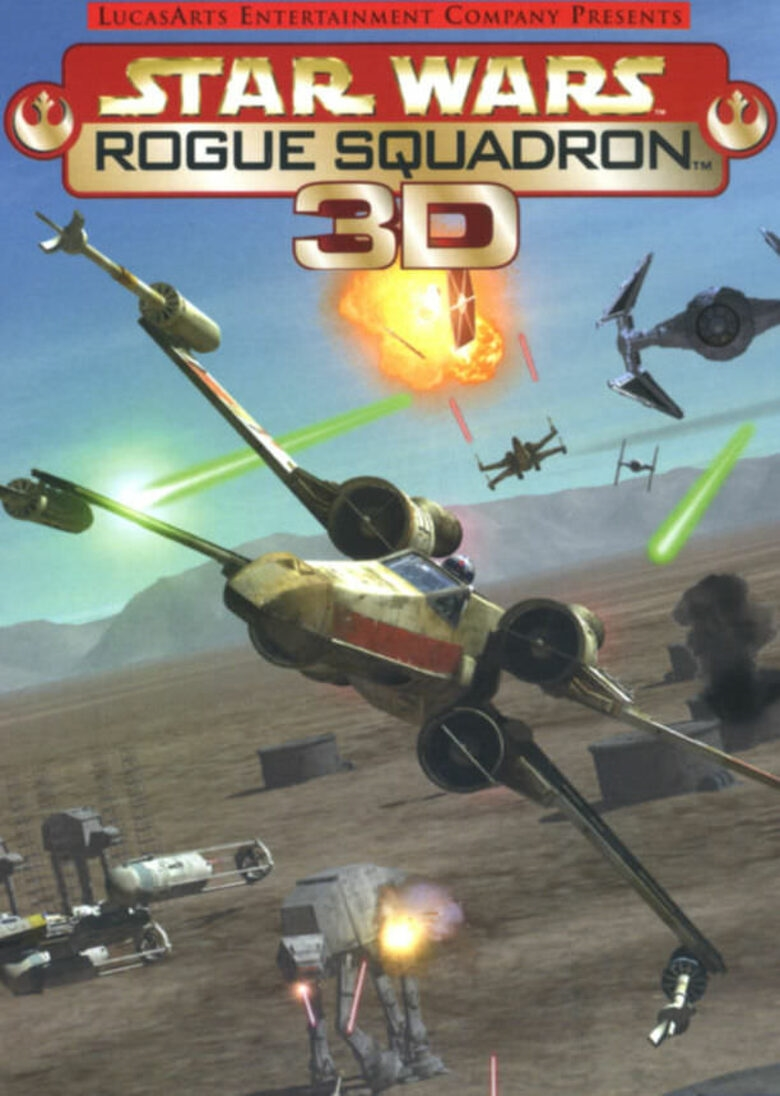 Picture of Star Wars : Rogue Squadron 3D
