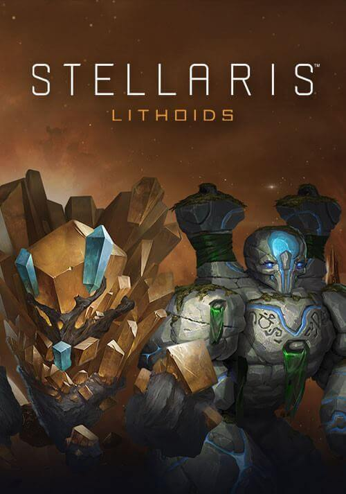 Afbeelding van Stellaris: Lithoids Species Pack