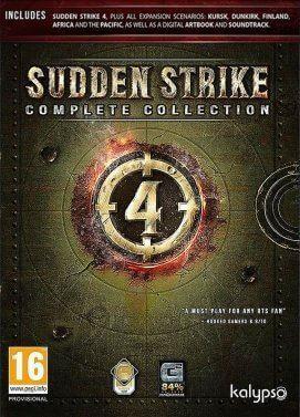 Imagem de Sudden Strike 4 Complete Collection