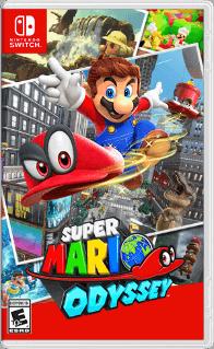 Bild von Super Mario Odyssey