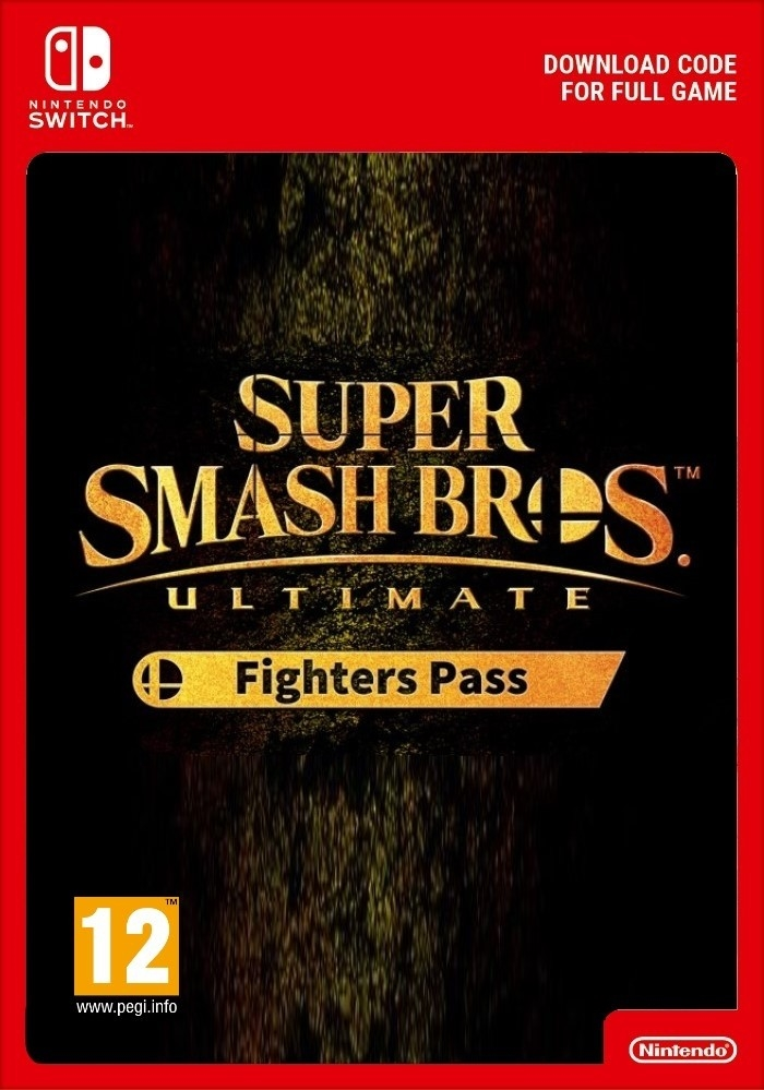Picture of Super Smash Bros Ultimate Fighters Pass