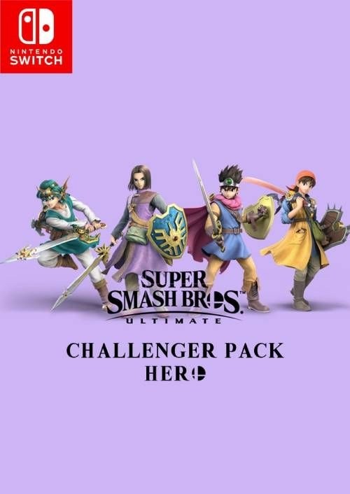 Picture of Super Smash Bros Ultimate - Hero Challenger Pack