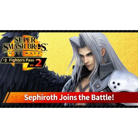 Imagem de Super Smash Bros. Ultimate Challenger Pack 8: Sephiroth from FINAL FANTASY VII