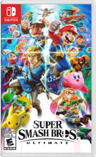 Super Smash Bros. Ultimate. ürün görseli