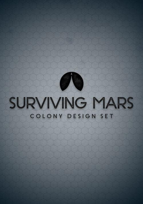 Bild von Surviving Mars: Colony Design Set
