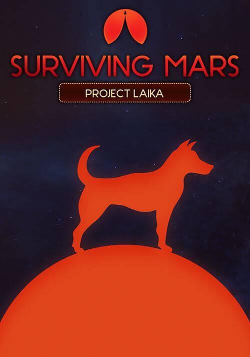 Imagen de Surviving Mars: Project Laika
