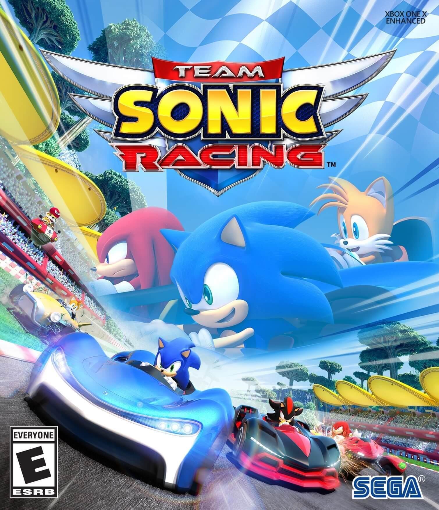 Immagine di Team Sonic Racing