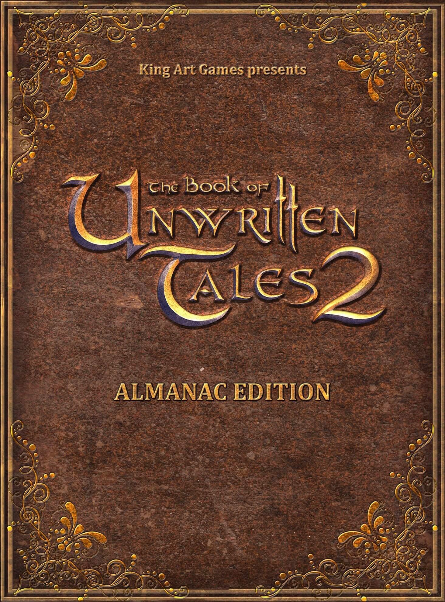 The Book of Unwritten Tales 2 - Almanac Edition Upgrade