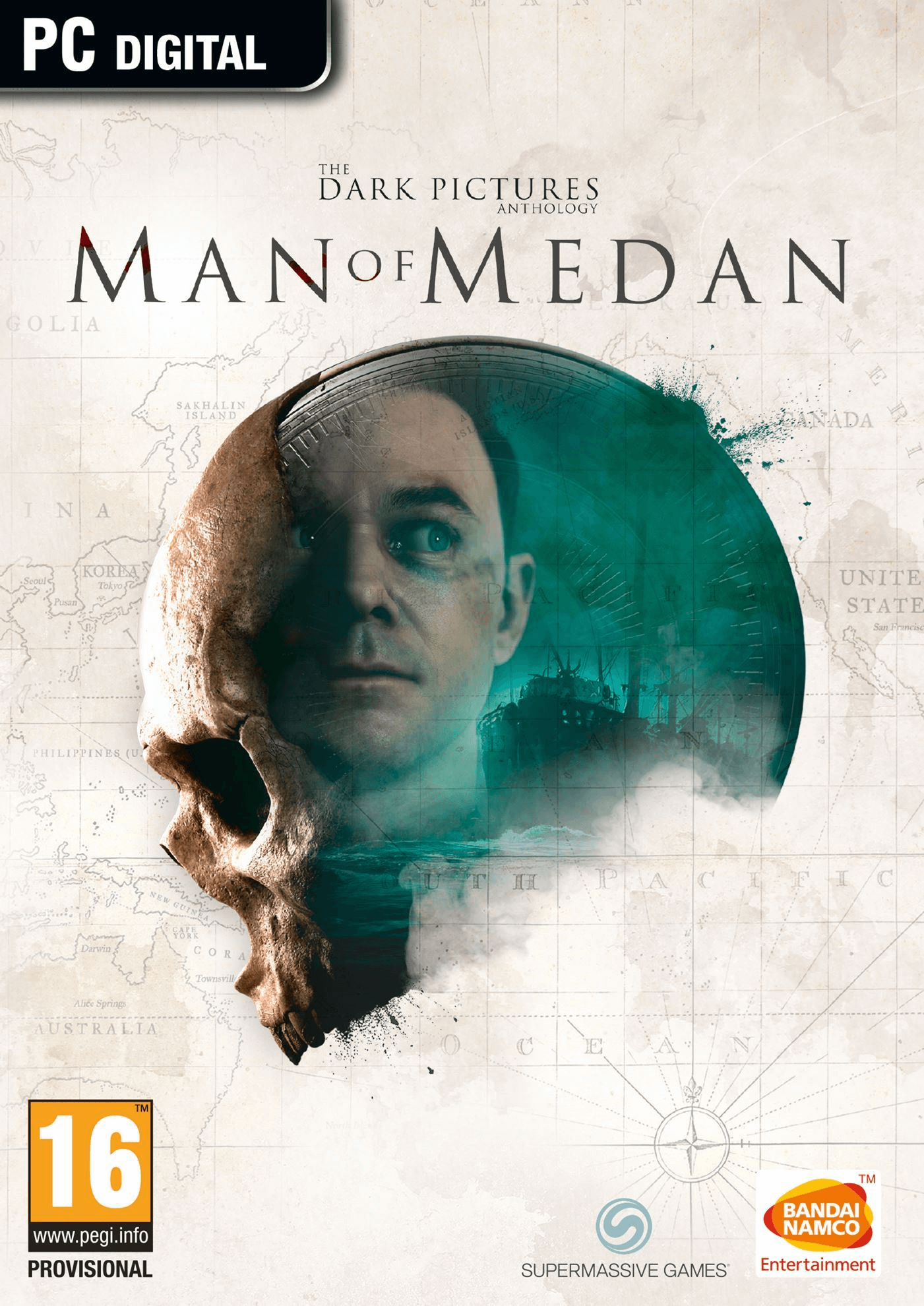 The Dark Pictures Anthology: Man Of Medan Preorder Edition
