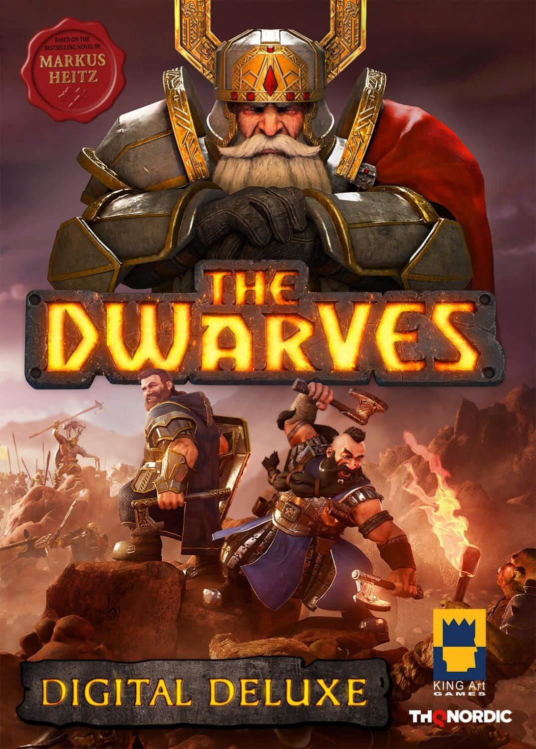 The Dwarves - Deluxe Edition