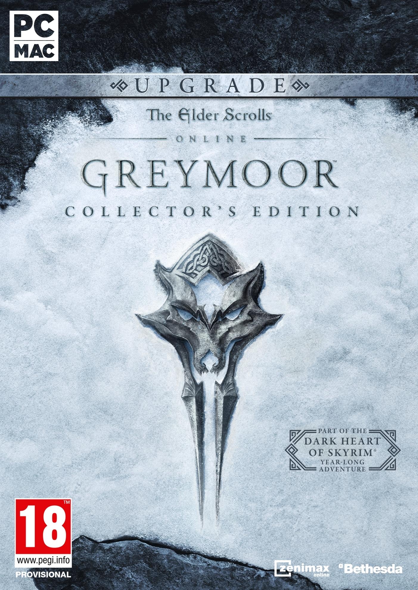 The Elder Scrolls Online: Greymoor Digital Collector's Edition Upgrade