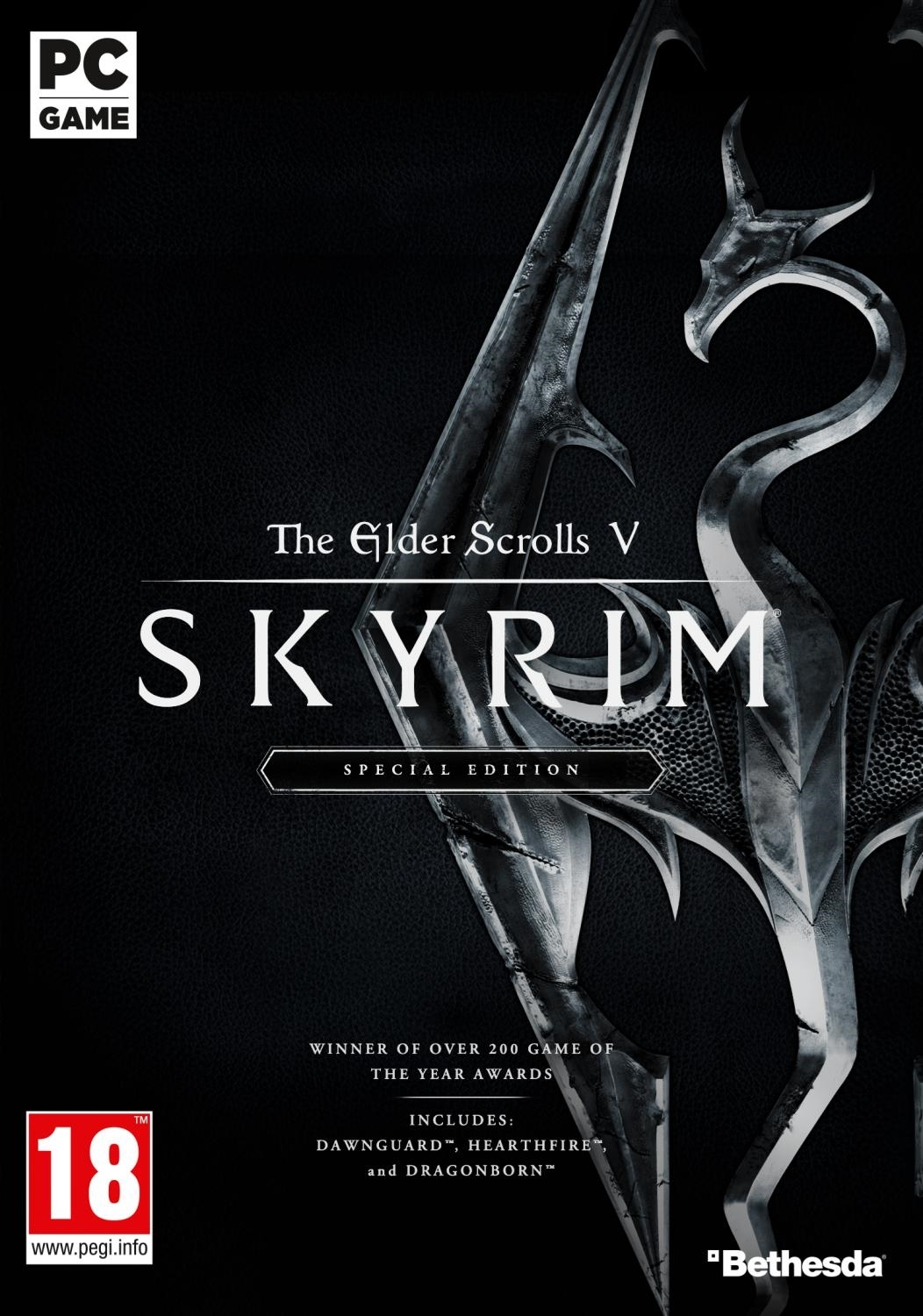 The Elder Scrolls V Skyrim: Special Edition