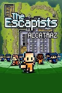 The Escapists - Alcatraz. ürün görseli