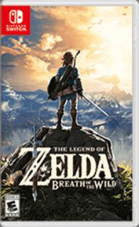 The Legend of Zelda: Breath of the Wild. ürün görseli