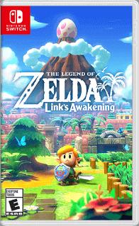 The Legend of Zelda: Link's Awakening. ürün görseli