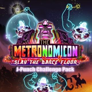 Imagem de The Metronomicon - J-Punch Challenge Pack