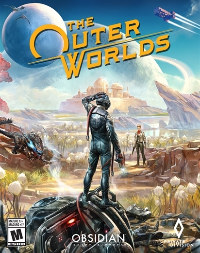 Bild von The Outer Worlds (Steam)