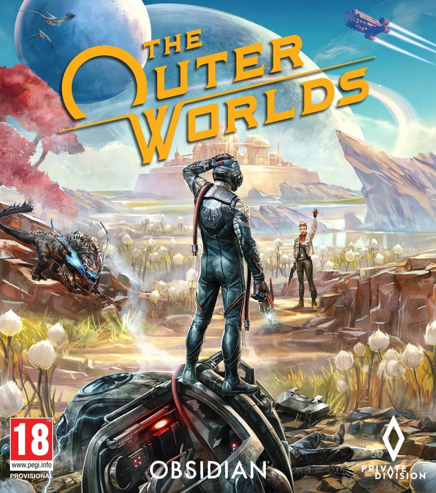 Bild von The Outer Worlds
